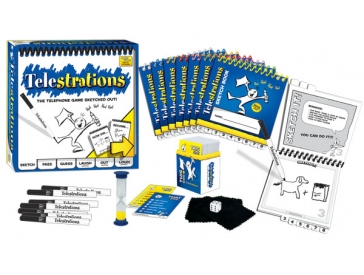 Telestrations contents