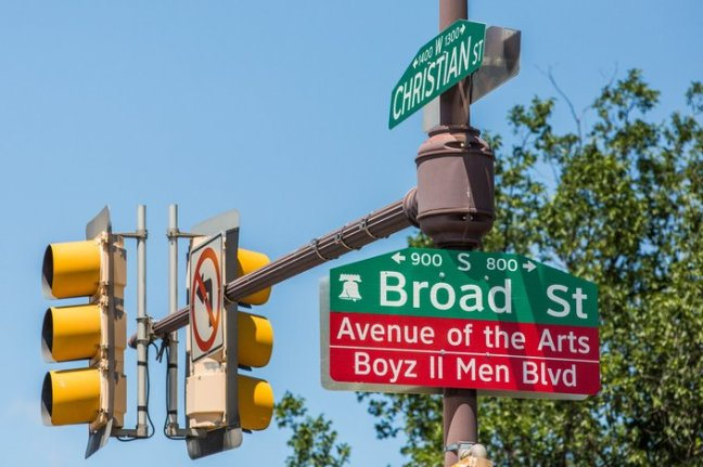 Boyz II Men Blvd