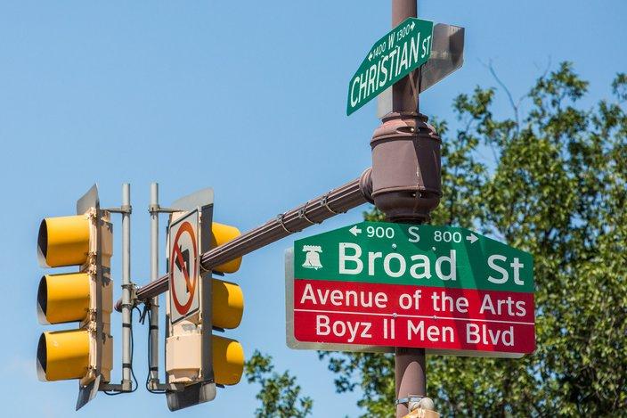 Boyz II Men Blvd